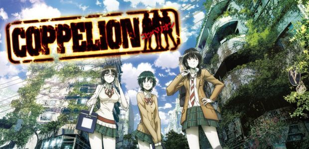 Coppelion [BD] Sub Indo : Episode 1-13 END | Anime Loker
