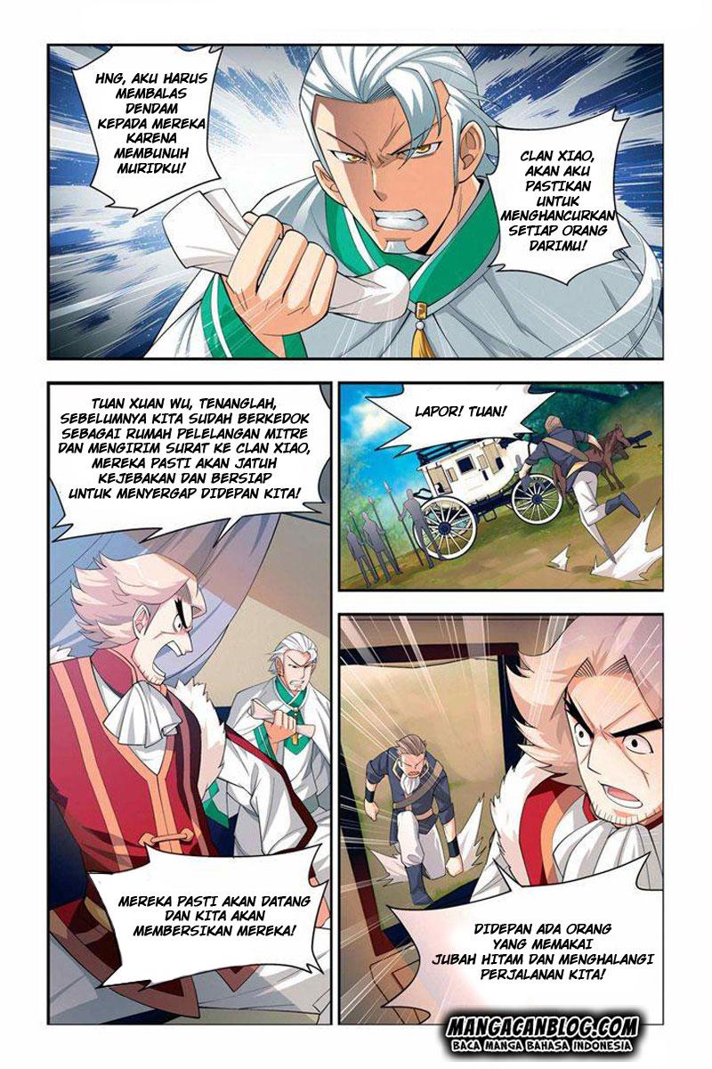Battle Through Heaven Chapter 18-14