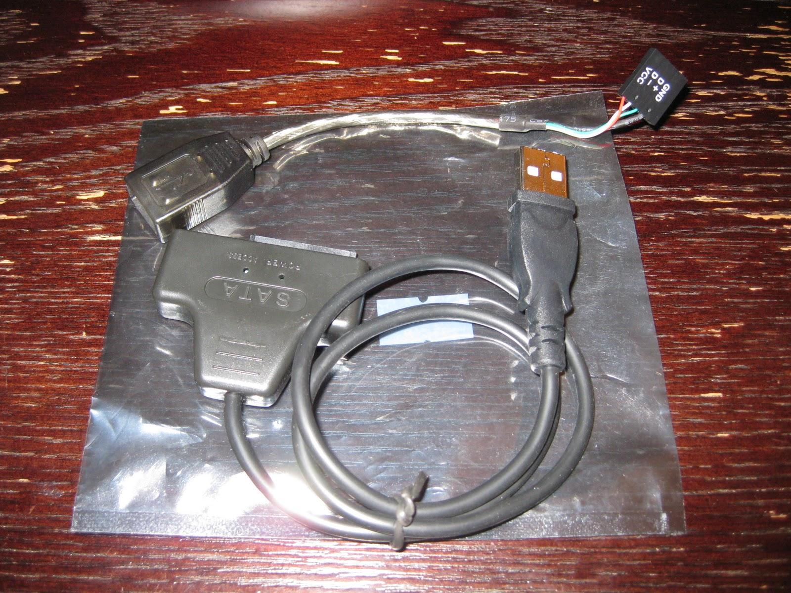 Dell Optiplex 760 SFF Upgrade Project: Optical drive arrangement