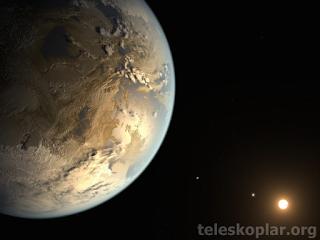 Gliese 832c gezegeni keşfedildi