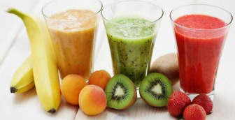 6 Sucos proteicos