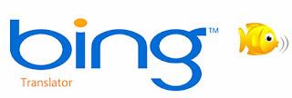 Bing Online Translator Tool
