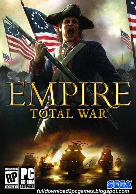 Empire Total War Free Download PC Game - Full Version Games Free