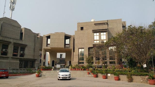 Nift Delhi Hauzkhas campus