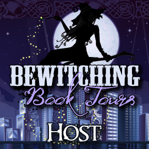 Proud Bewitching Book Tours Host