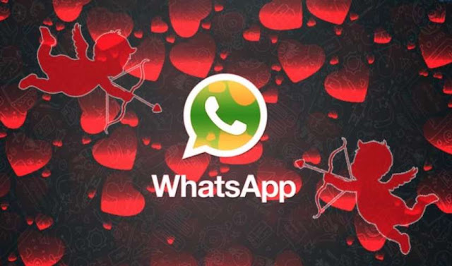 Valentine Sentences for WhatsApp with Happy Valentines Day Images