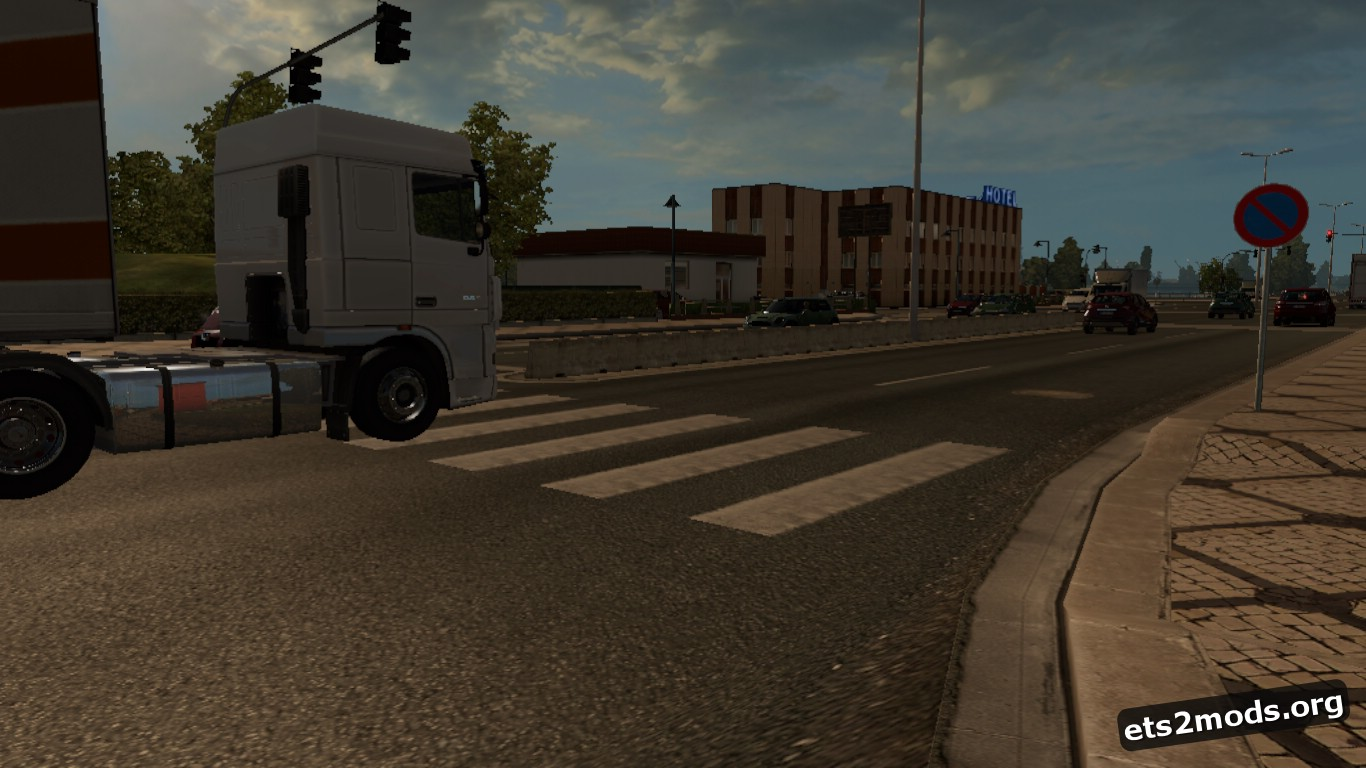 DP's Realistic Traffic Mod 1.0.0