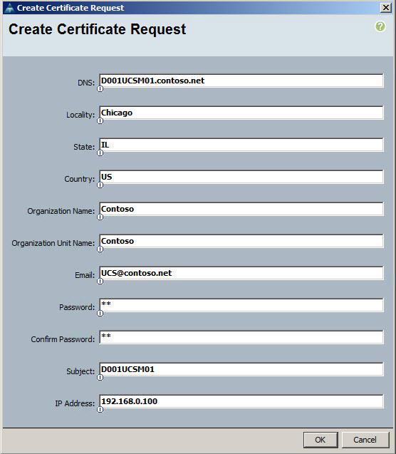Install Trusted SSL Certificate in Cisco UCS Manager - Derek
