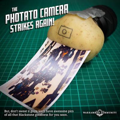 photato camera