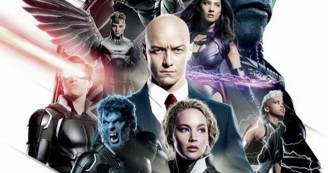 Imágenes de X-Men: Apocalypse por Bartol Rendulic