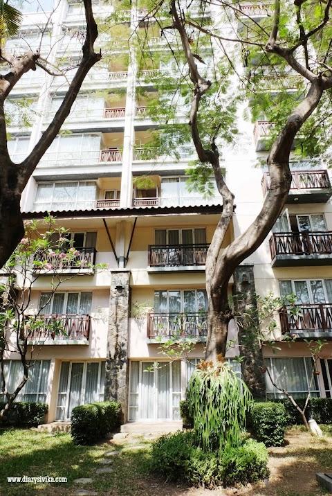 [Hotel Review] Menikmati Hijaunya Hotel Novotel Surabaya