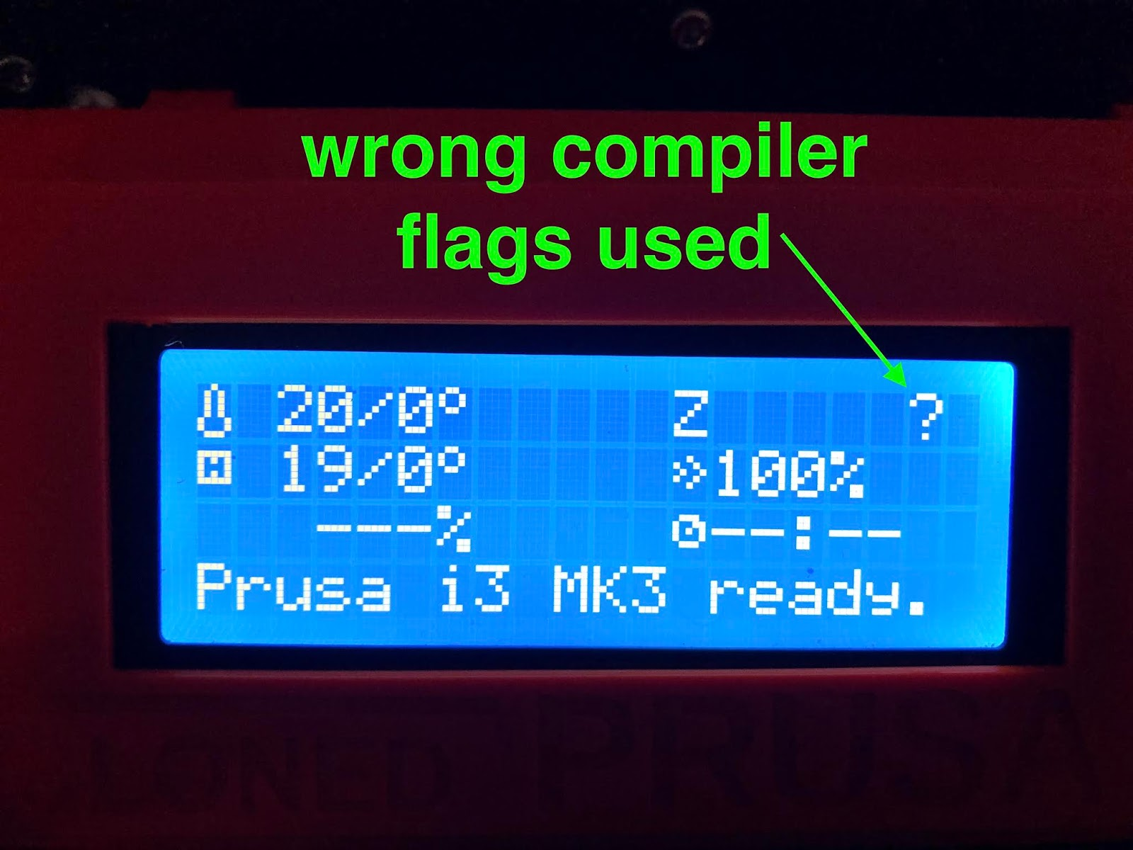 The Prusa MK3 Clone: Change and compile the original Prusa