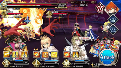 game anime android terbaik - Fate/Grand Order