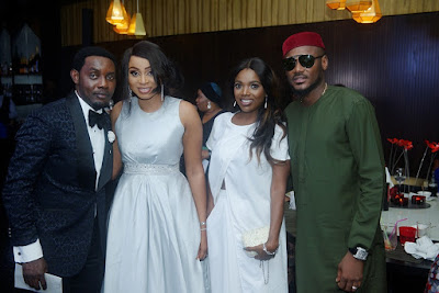 Mabel Makun's ,AY's show wife birthday party photos