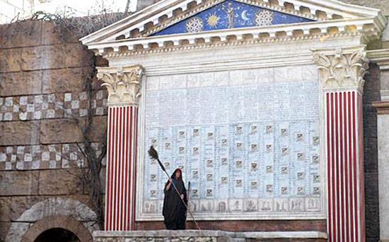 Il Calendario Romano.Calendario Romano Romanoimpero Com