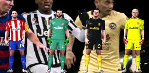 equipacion del atletico de madrid para dream league soccer 2018