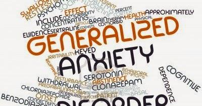 sindrome de ansiedad generalizada sintomas