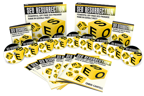 [GIVEAWAY] SEO Resurrection [RANK On Google FAST]