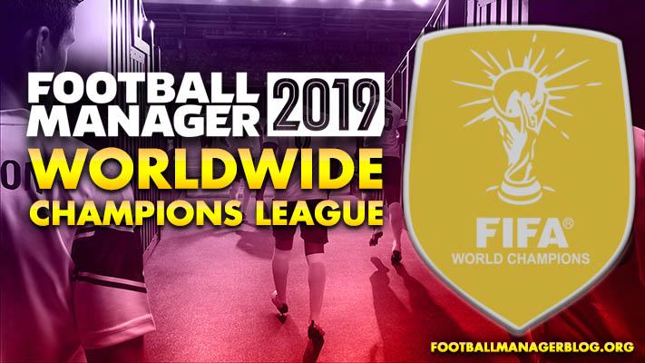 FM19 Worldwide Champions League Database