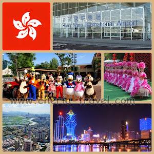 Paket Tour Murah Hongkong 7D5N