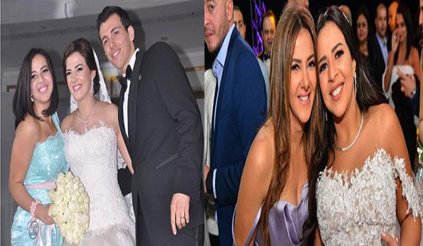 تعرف على أوجه الإختلاف بين حفلي زفاف دنيا وإيمي سميرغانم