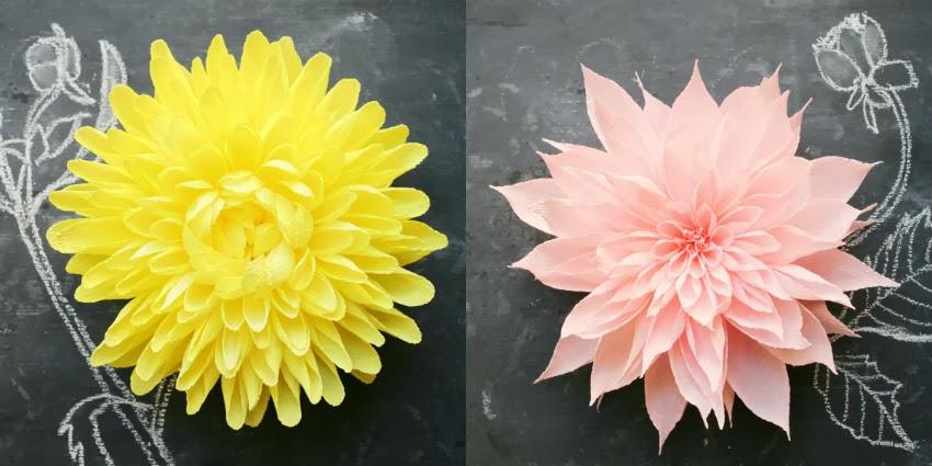How to make crape paper flower crazzy craft how to make crape paper flower lets start mightylinksfo