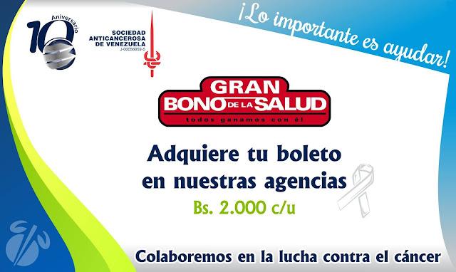 Diego Ricol: Gran Bono de la Salud en las agencias Banplus