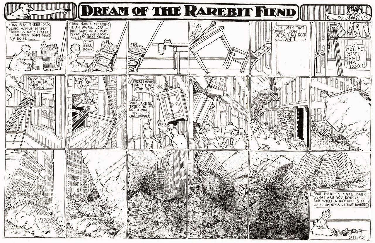 Dream of the Rarebit Fiend, 17 Abril 1908.