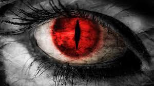 Gadis Bermata Merah