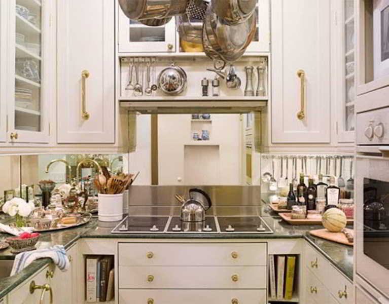 Dapur Minimalis Sederhana Budget Ringan
