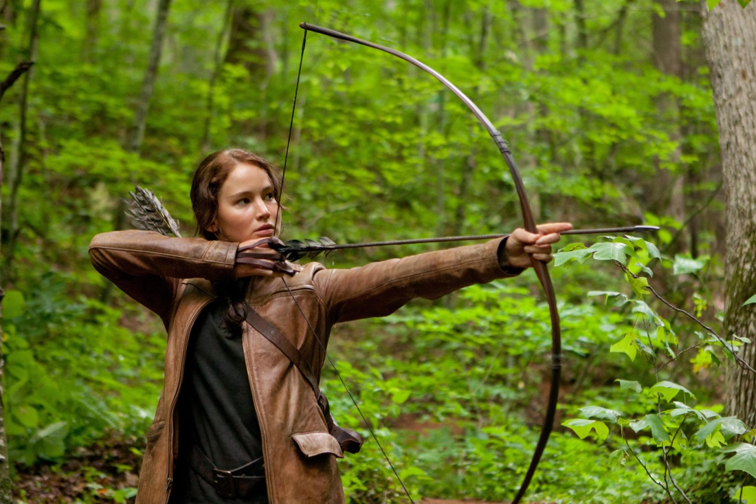 Jennifer Lawrence Katniss Everdeen Hunger Game