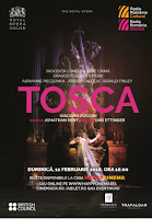 Castiga o invitatie dubla la Tosca, o productie The Royal Opera House