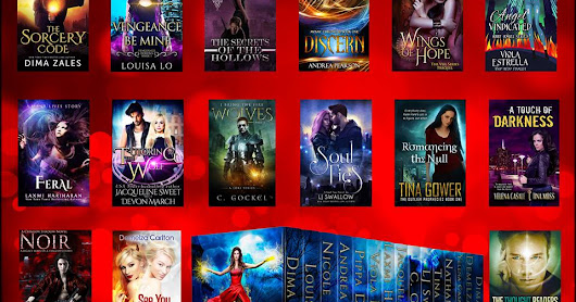Release Blitz - Name Your Demon - Multi Author Boxed Set.