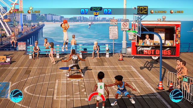 NBA Playgrounds Sequel Coming To this Summer