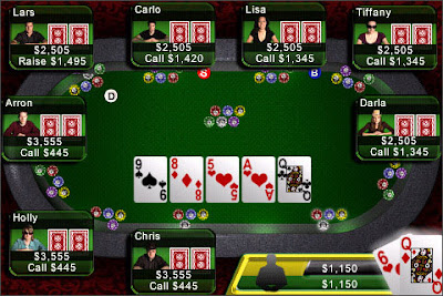 How to win at texas holdem poker on facebook