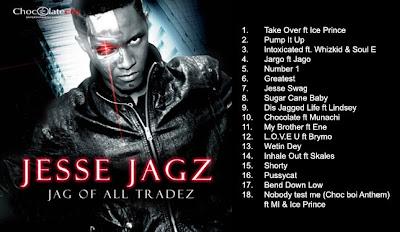 http://www.360nobs.com/2010/08/jesse-jagz-jag-of-all-tradez-%E2%80%A6naija-listening-e-a-r-essential-album-rating/