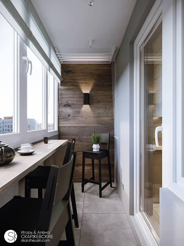 interesting interior apartment plan with just 60 square meters - Interesting Interior Design
