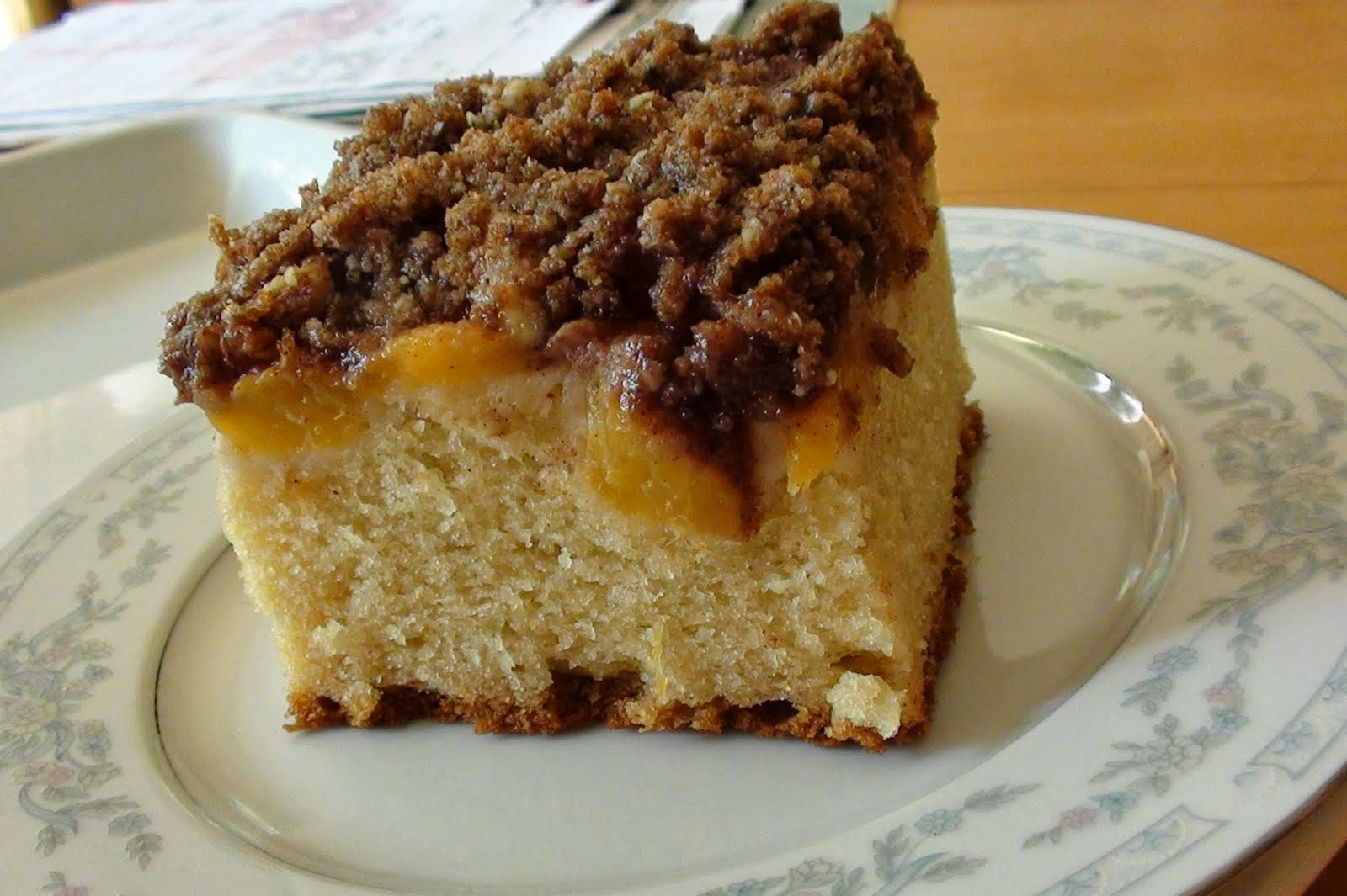 Fresh Pineapple Coffee Cake Recipes