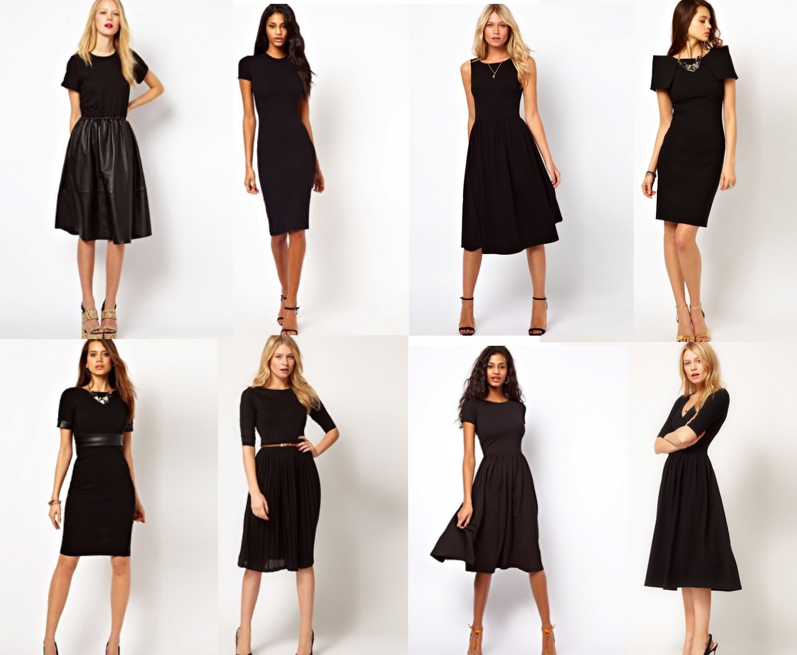Style Quest: The Perfect LBD [modest edition] | Elisabeth McKnight