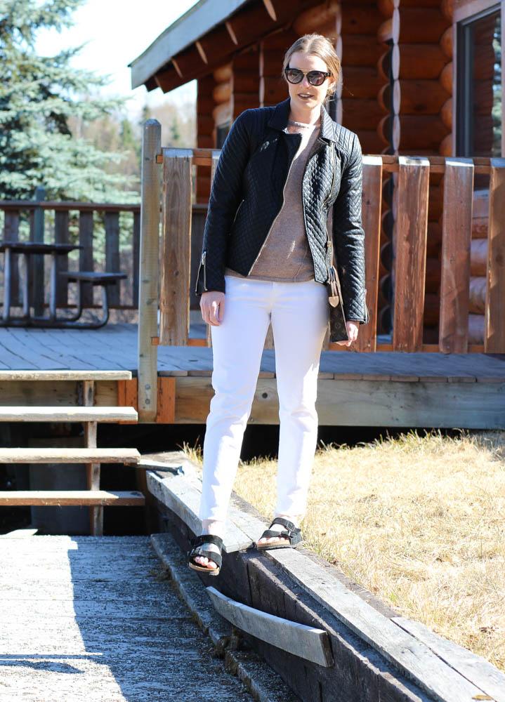 Birkenstock outfit inspo