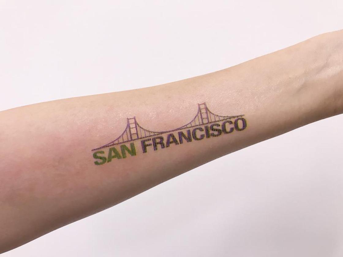 Prink Imprima Sus Tatuajes Efimeros Directamente En La Piel Video
