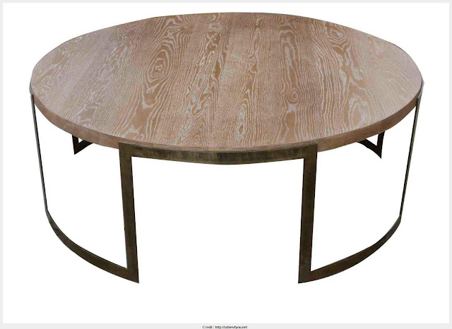Best Round Industrial Coffee Table Pictures
