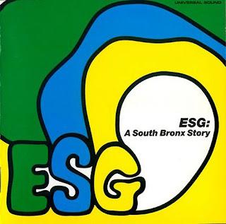 ESG, A South Bronx Story