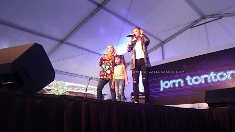 Konsert Jom Tonton Sempena Ulang Tahun Pertama Tonton
