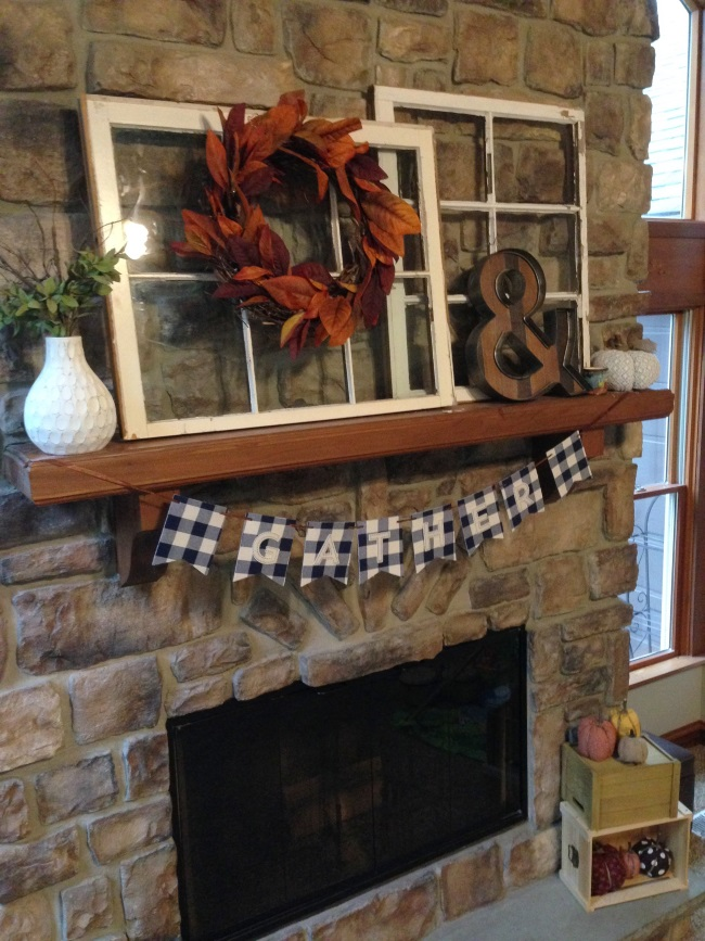fall mantle