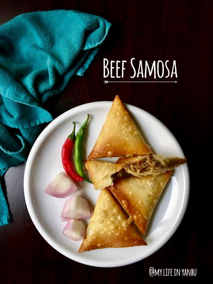 Beef Samosa