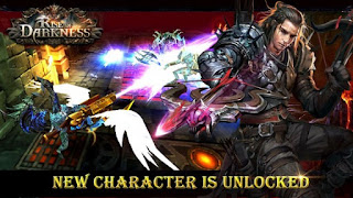Rise of Darkness Mod Apk Attack Speed 10x