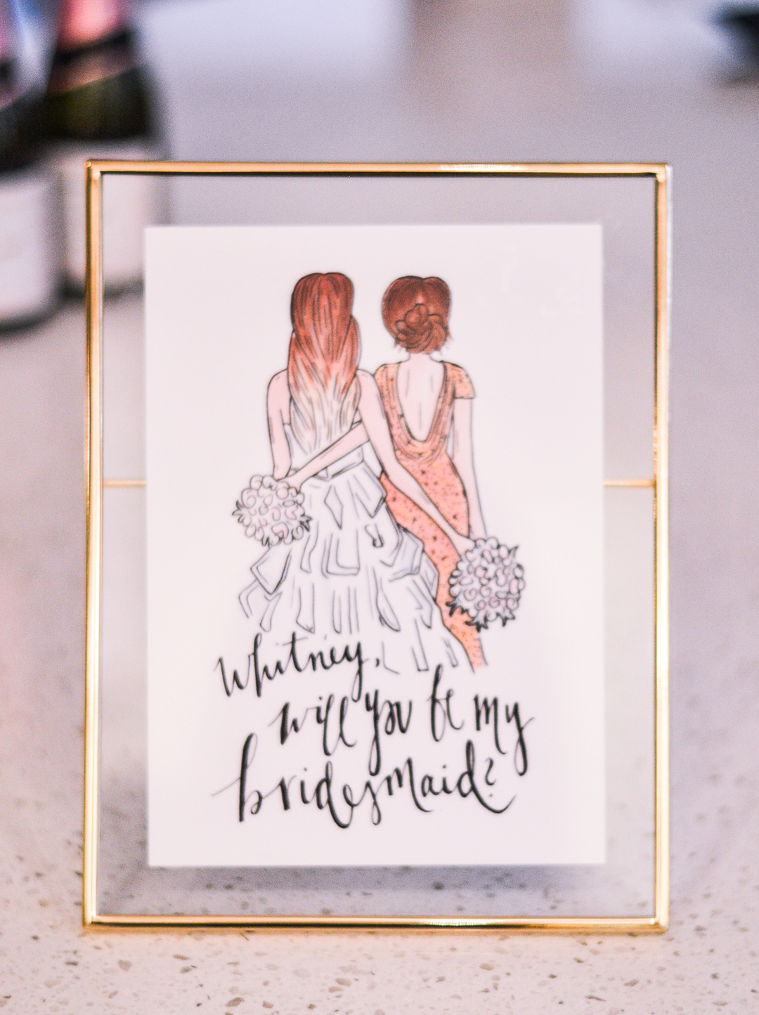 Marvelous in the Midwest: How I Asked My Bridesmaids
