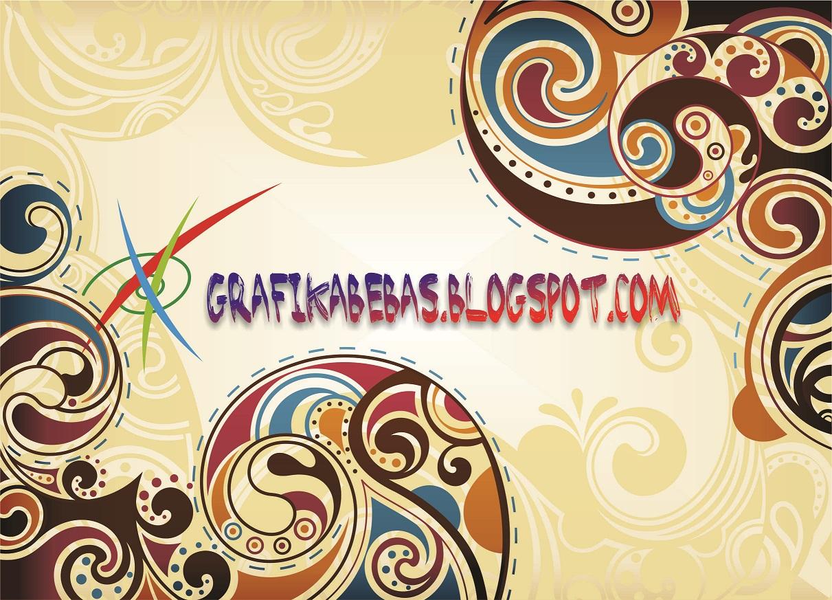 Batik desain vector