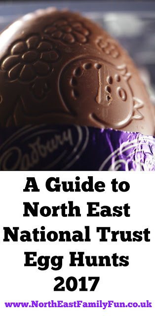 Easter Egg Hunts in the North East 2017 | National Trust Properties